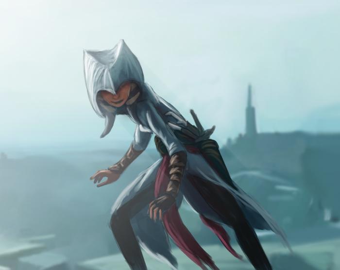 Ahsoka assassin by Raikoh-illust