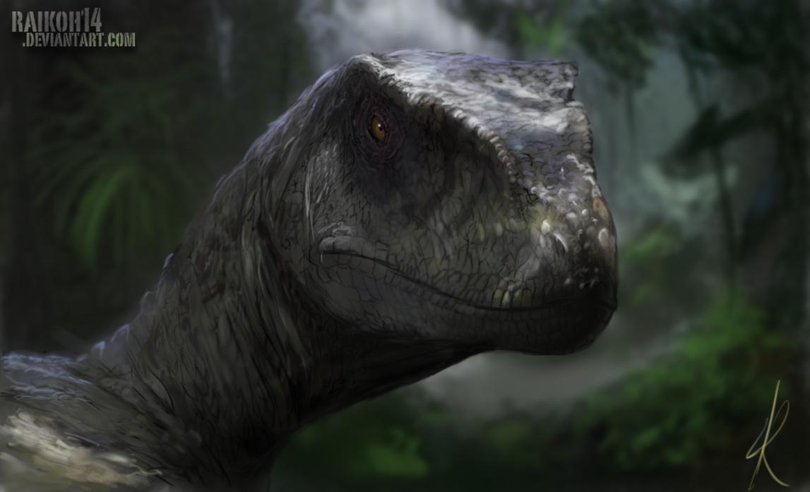 Velociraptor by Raikoh-illust