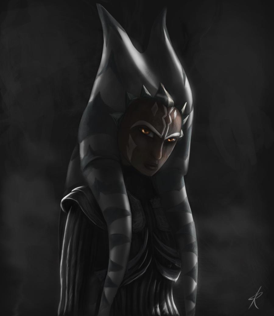 Darth Charcharodon unmasked by Raikoh-illust