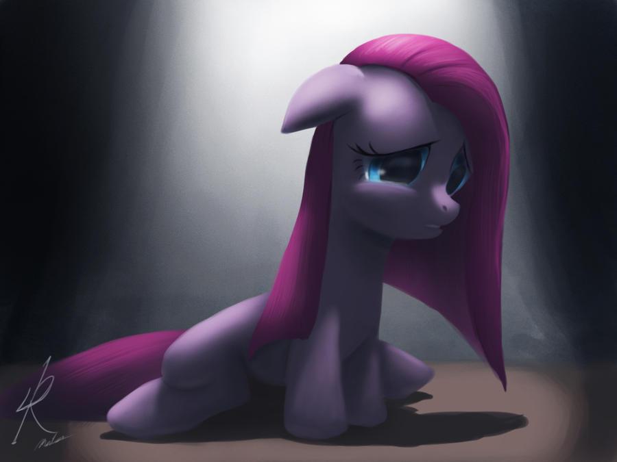 Sad Pinkie Pie by Raikoh-illust