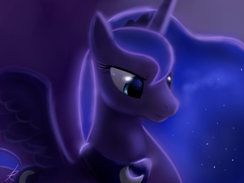 Luna - princess of the night by Raikoh-illust