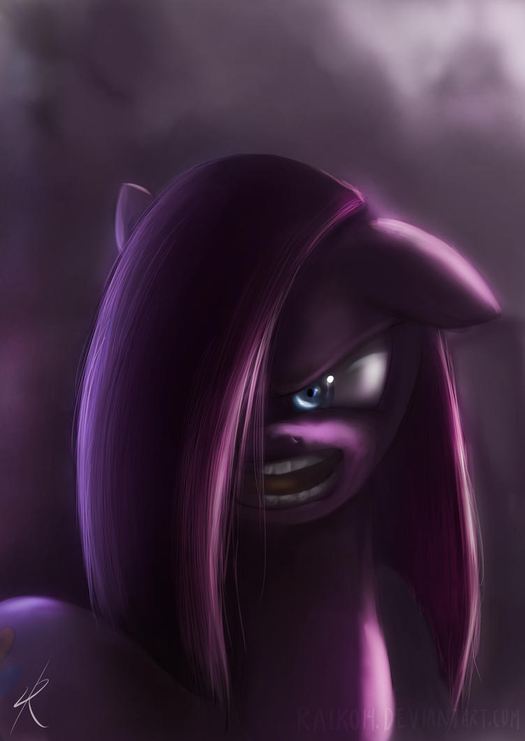Creeping Insanity by Raikoh-illust