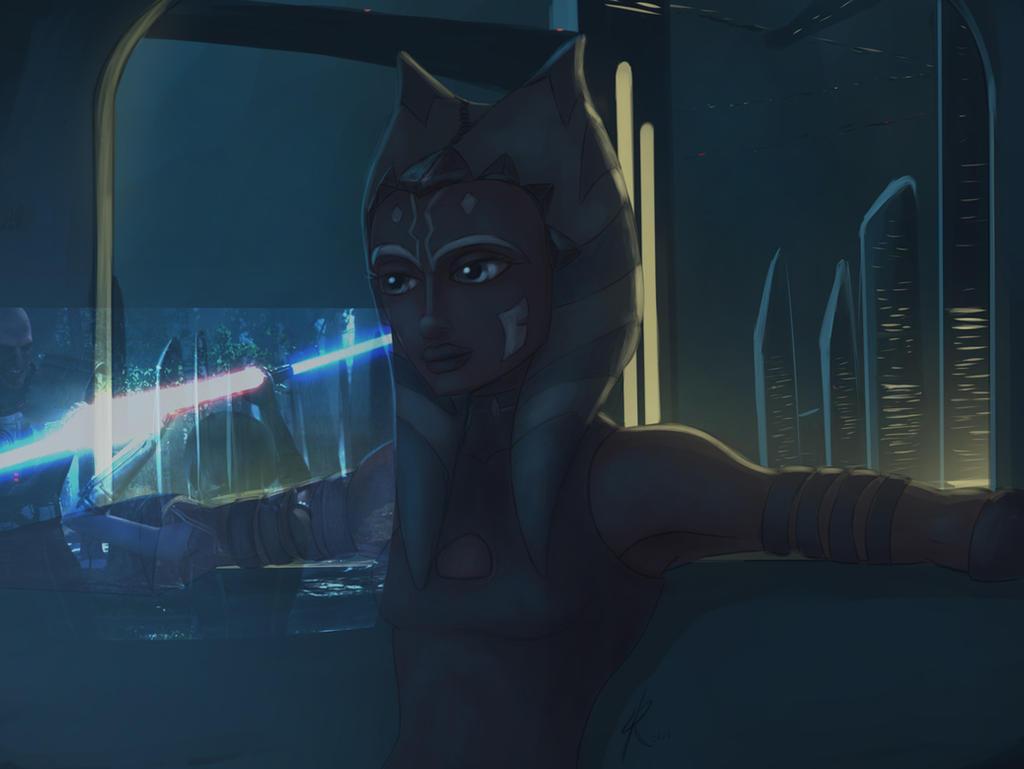 Movie Nite by Raikoh-illust