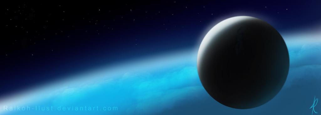 Spacescape by Raikoh-illust