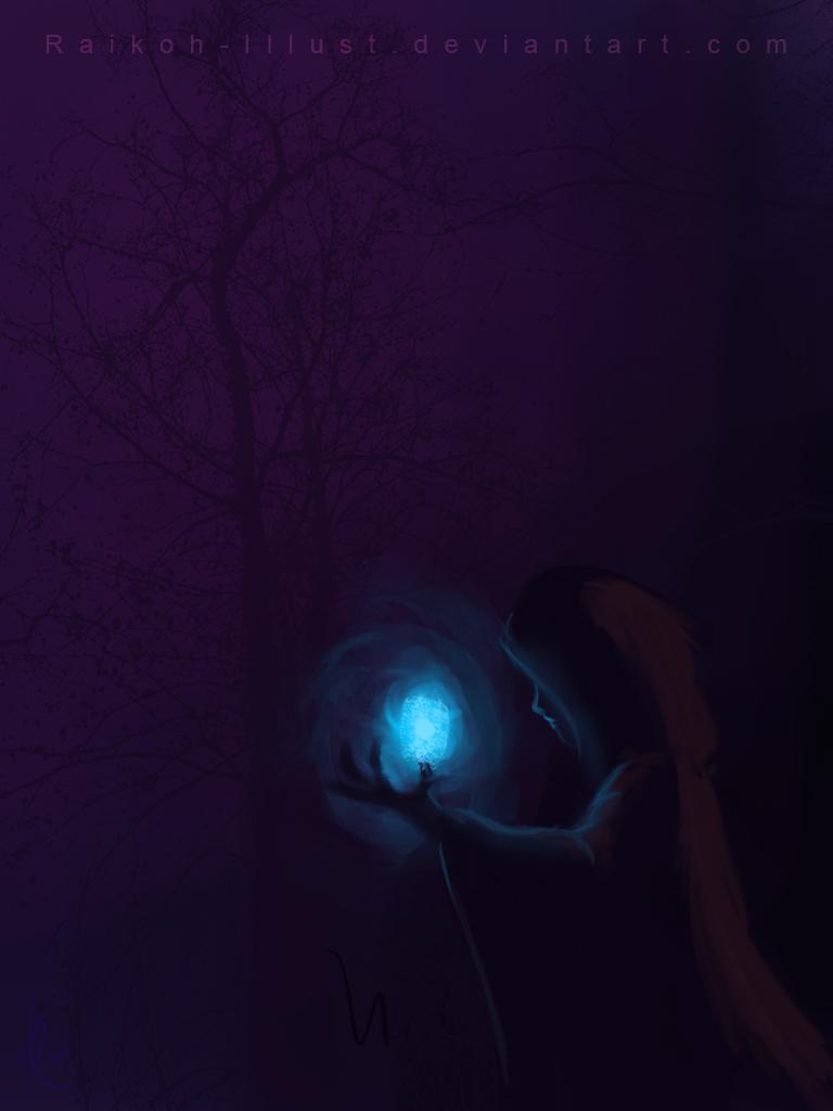 Mana by Raikoh-illust