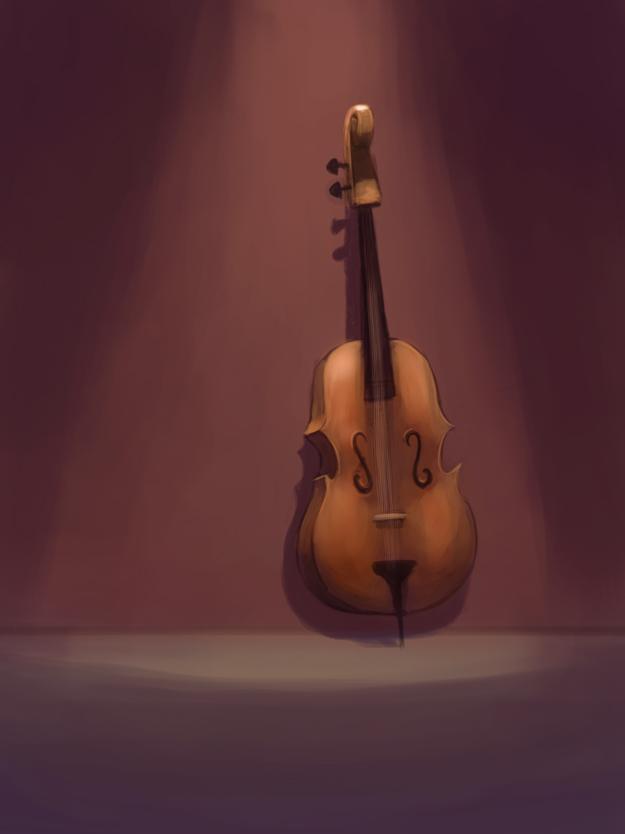 Cello by Raikoh-illust