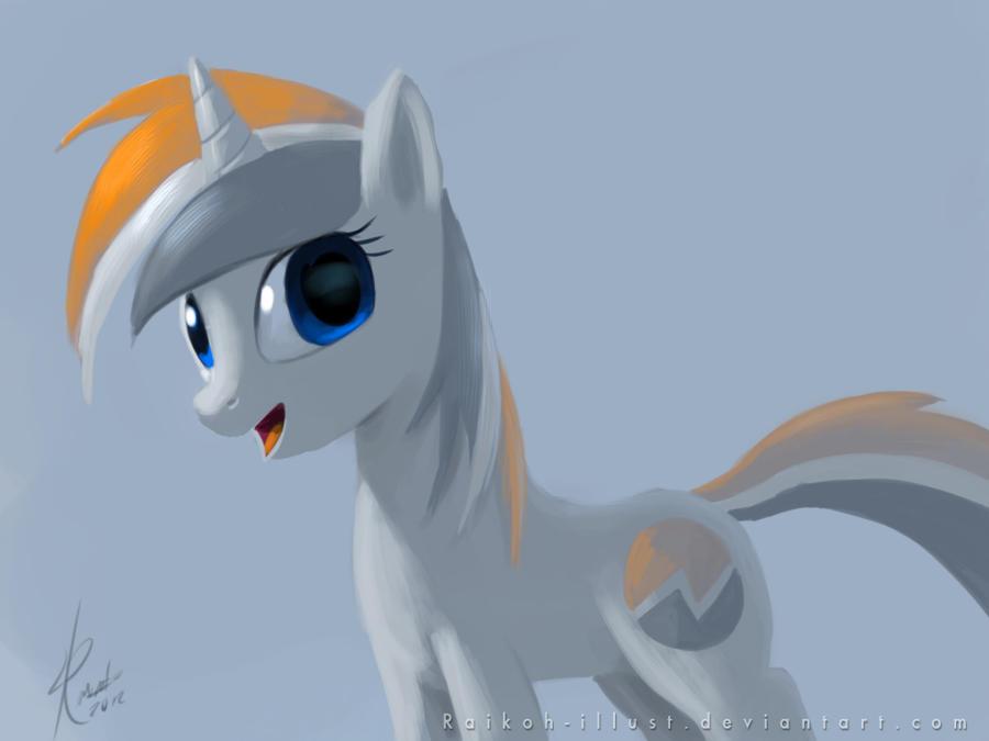 Ponygaf by Raikoh-illust