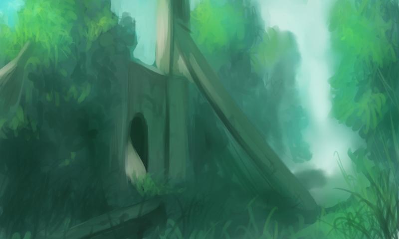 speed paint by Raikoh-illust