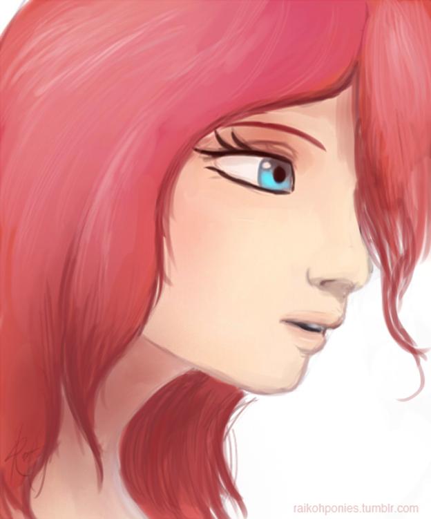Human Pinkie Pie by Raikoh-illust