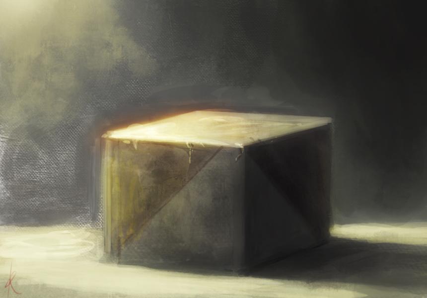 Cube by Raikoh-illust