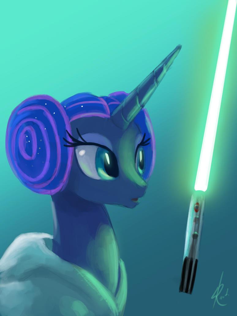 Leia Luna by Raikoh-illust