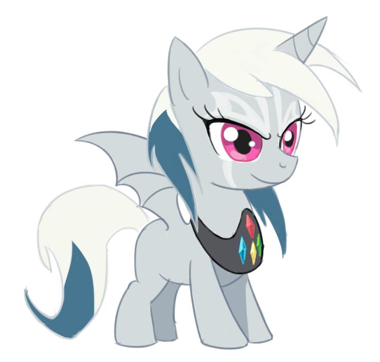 Pony Nova by Raikoh-illust