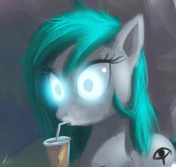 Drinking by Raikoh-illust