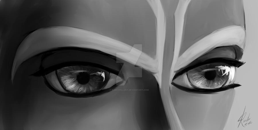 Togruta eyes by Raikoh-illust