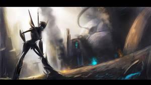 Battlefield Cybertron