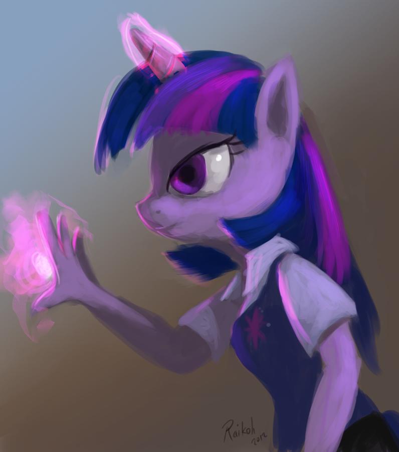 Magic by Raikoh-illust