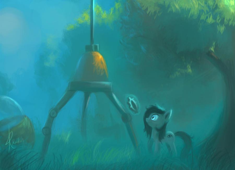 Tinkerer by Raikoh-illust