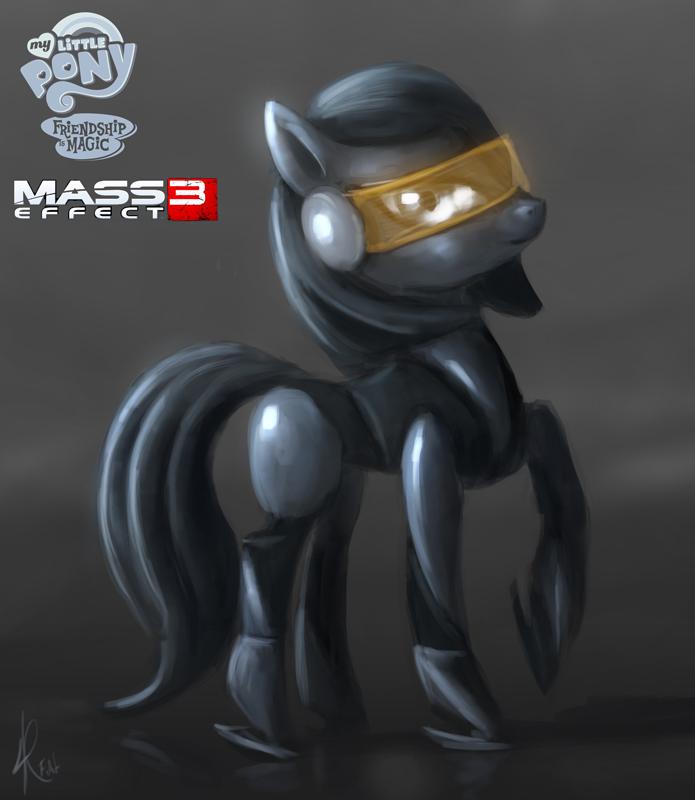 Pony EDI by Raikoh-illust