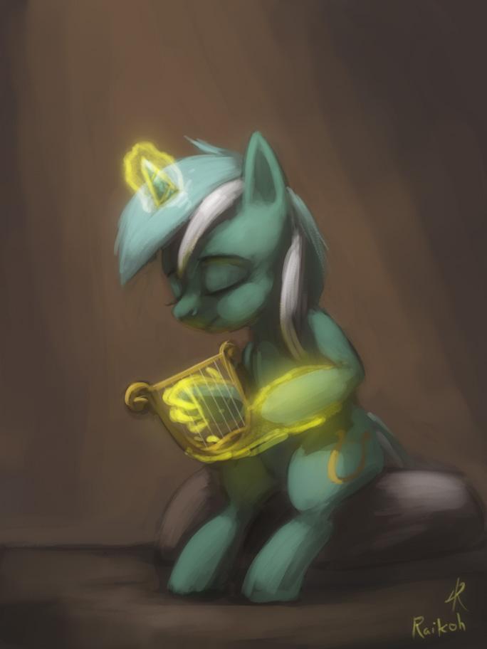 Lyra by Raikoh-illust