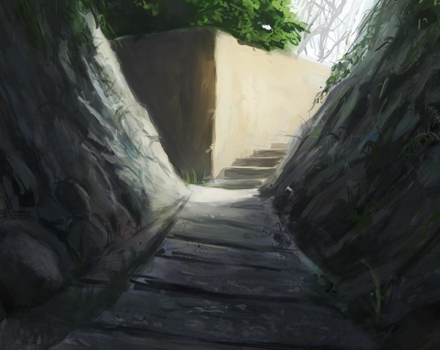 Environment by Raikoh-illust