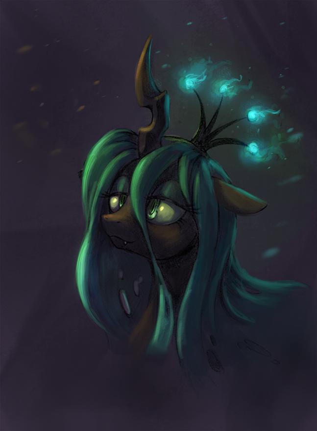 Queen by Raikoh-illust