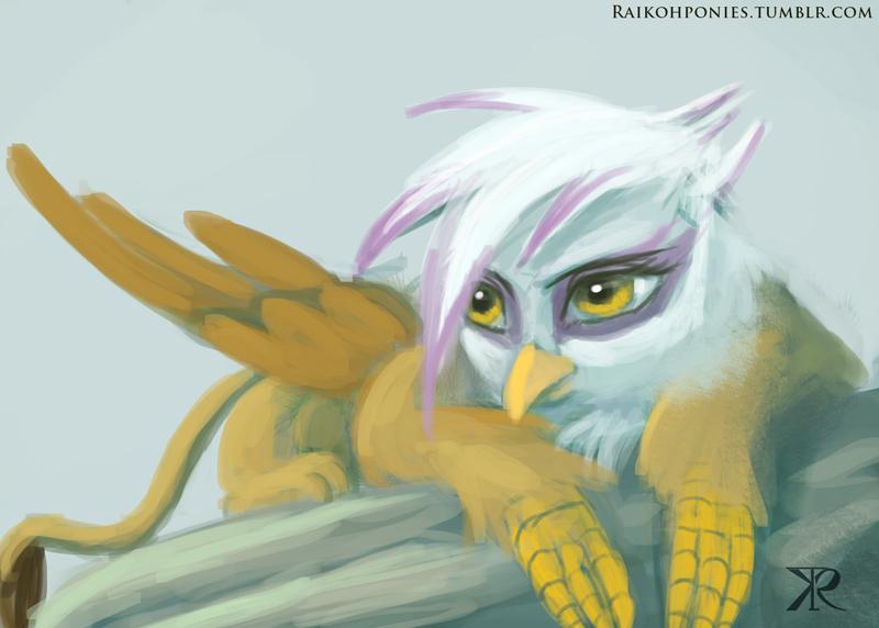 Gilda by Raikoh-illust