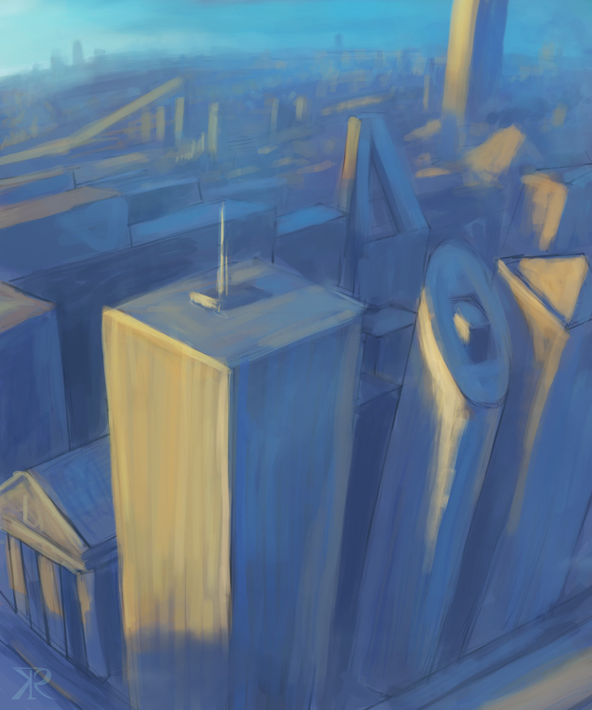 City by Raikoh-illust