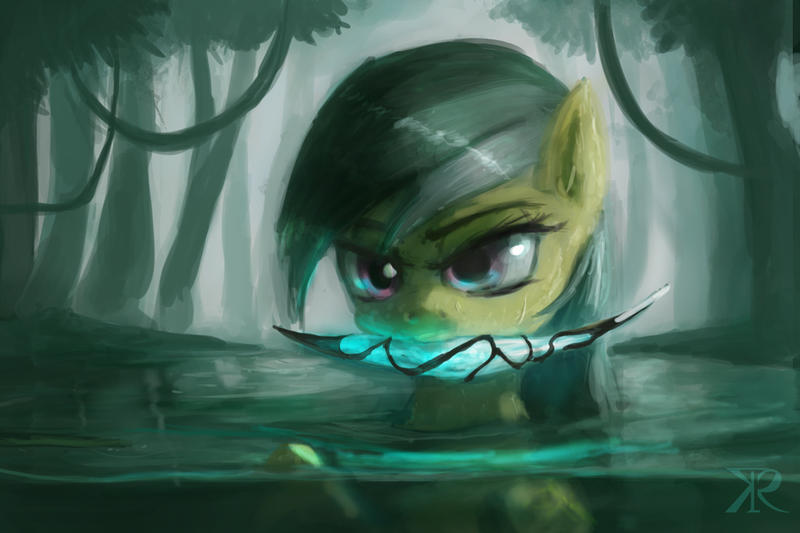 Daring Do and the relic
