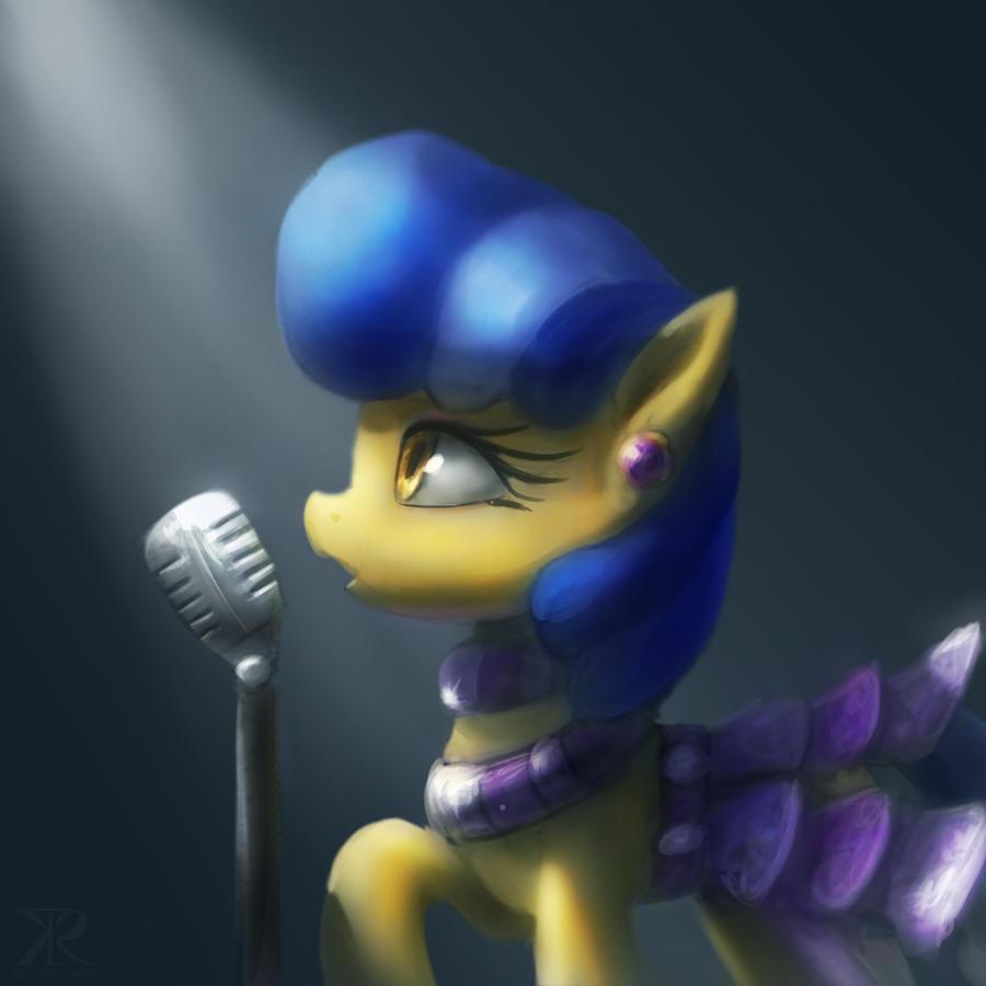 Singer by Raikoh-illust