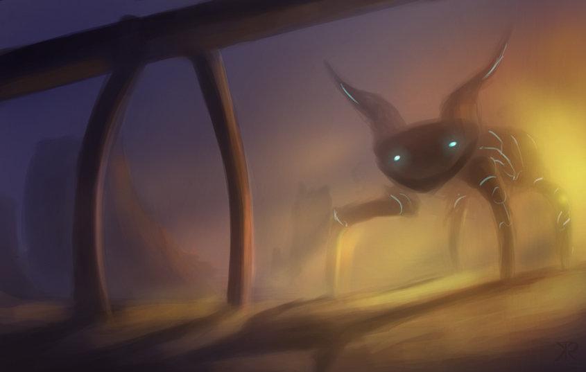Hiya by Raikoh-illust