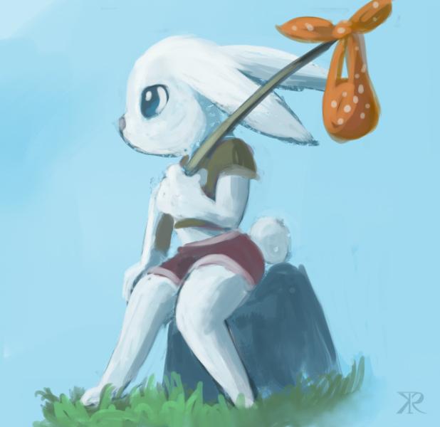 Bunny by Raikoh-illust