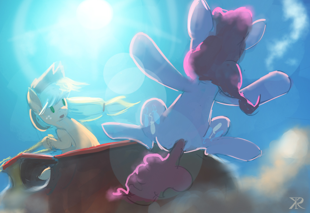 Raritycatchme! by Raikoh-illust