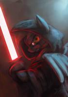 Sith Derpy by RaikohIllust