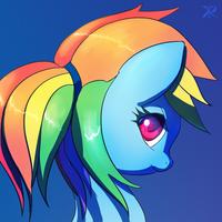 Rainbow by RaikohIllust