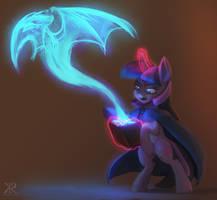 Summoner Twilight by RaikohIllust