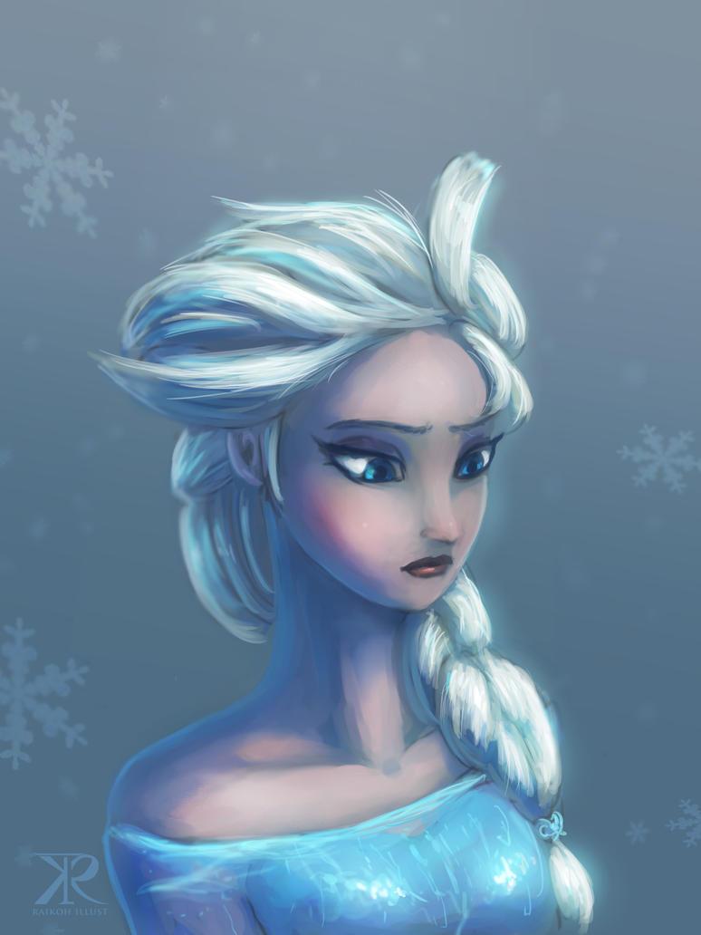 Elsa by Raikoh-illust
