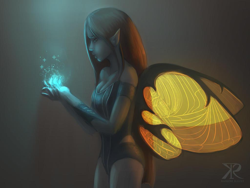 Dream's creation by Raikoh-illust