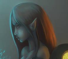 Fairye by RaikohIllust