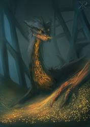 Smaug by RaikohIllust