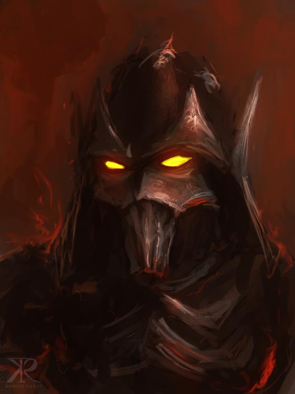 Darth Bane by Raikoh-illust