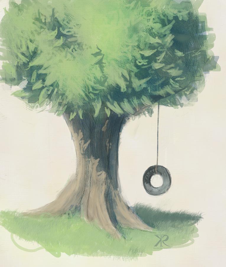 Tree by Raikoh-illust