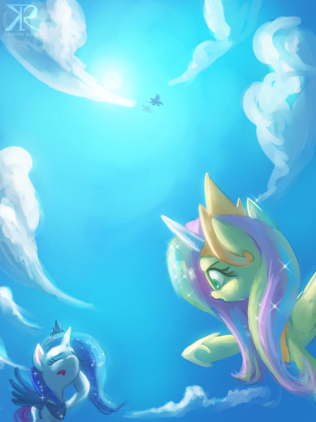 I Banish you to the Moon by Raikoh-illust
