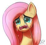 Fluttershy tears