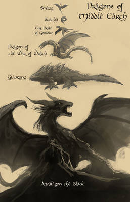 Dragons of Middle Earth