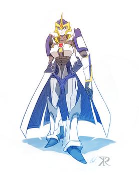 Commander Arcee