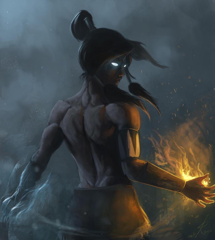 Full Avatar Mode by Raikoh-illust