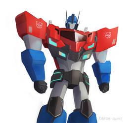 RID2015 Optimus Prime
