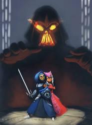 Rescue the Princess by RaikohIllust