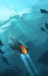 Aquatic by RaikohIllust