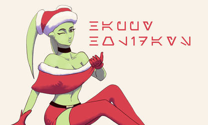 Happy Holidays! by RaikohIllust